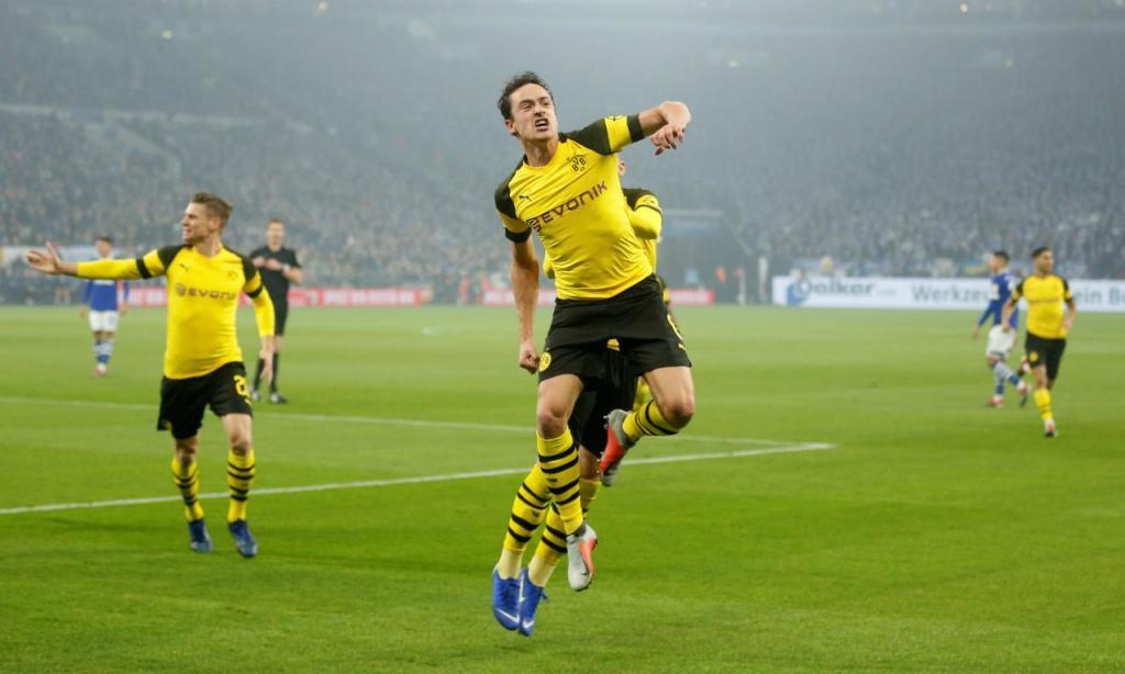Schalke-Borussia Dortmund