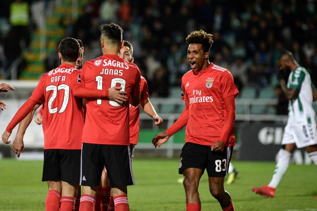 V. Setúbal-Benfica (Lusa)