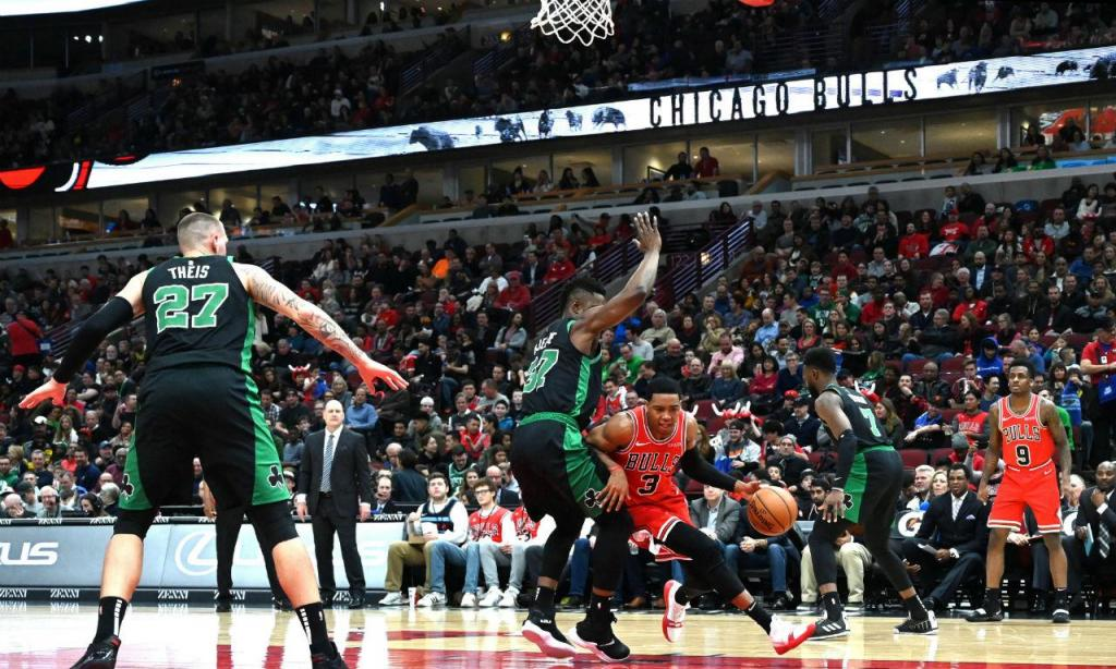 Bulls-Celtics (Reuters)