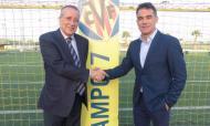Luis Garcia Plaza é o novo treinador do Villarreal