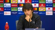 João Félix não pensa ser cabeça de série na Liga Europa