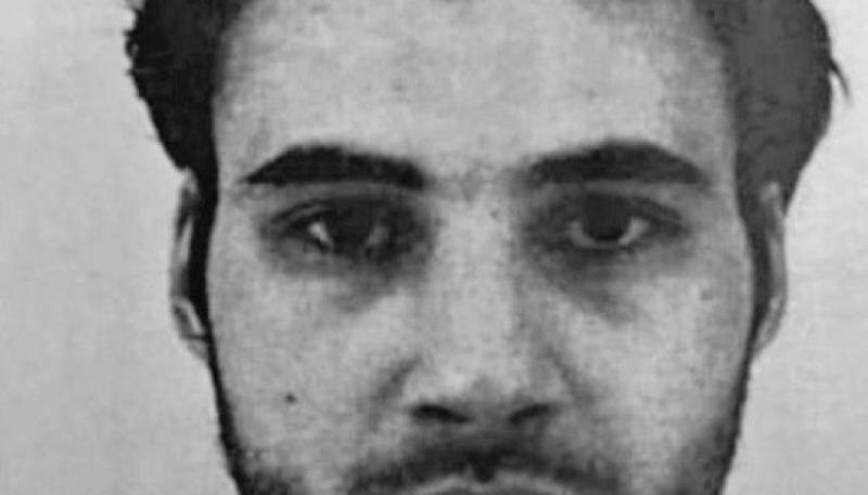 Chérif Chekatt, o suspeito do tiroteio em Estrasburgo