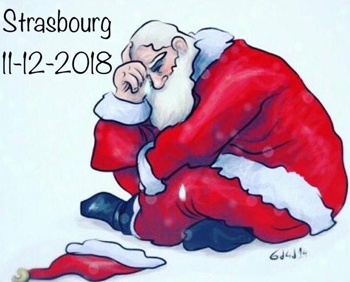 Redes sociais reagem ao tiroteio em Estrasburgo