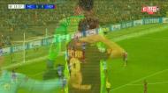 A incrível defesa de Éderson Moraes no Man City-Hoffenheim