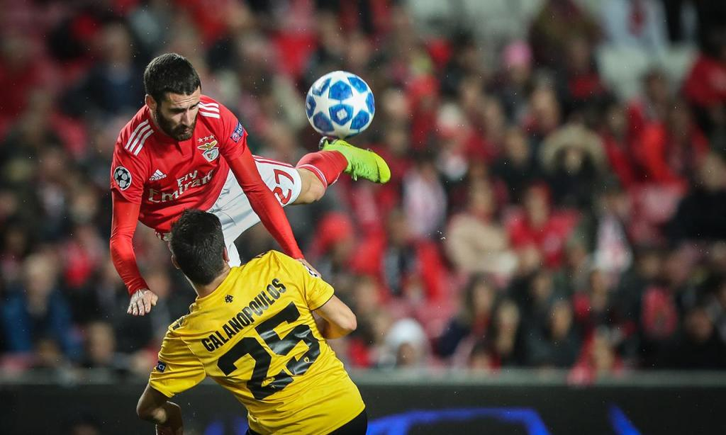 Benfica-AEK