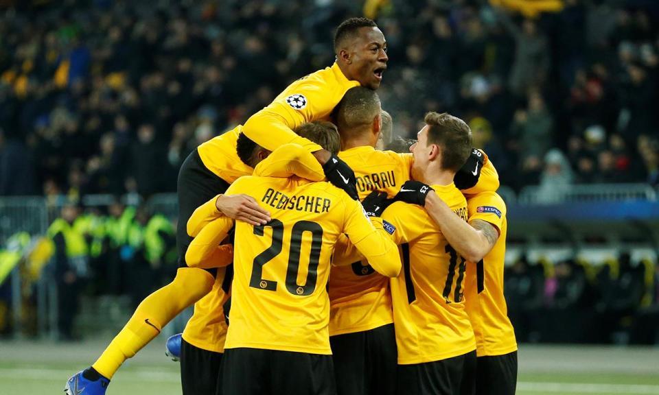 Young Boys, adversário do FC Porto na Europa, cai do primeiro lugar