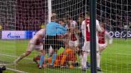 Aos 95', Tagliafico evitou derrota do Ajax frente ao Bayern