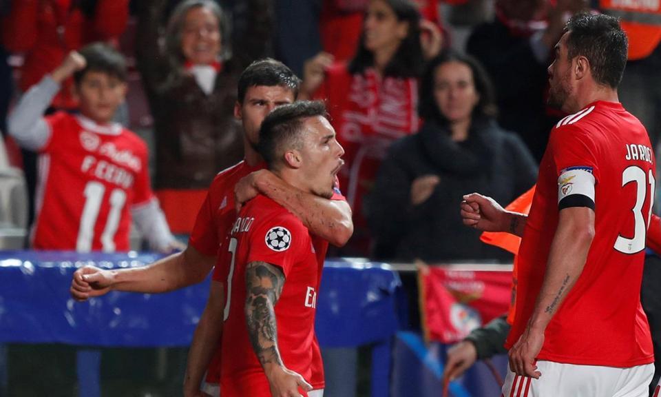 Benfica diz adeus à Liga dos Campeões com quase 50 milhões de euros