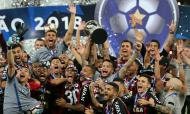 Atlético Paranaense vence Sul-Americana (REUTERS/Rodolfo Buhrer)