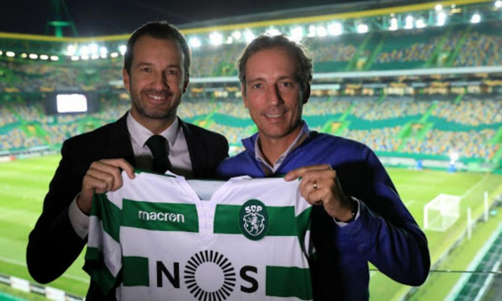 Alexandre Santos (treinador Sporting sub-23)