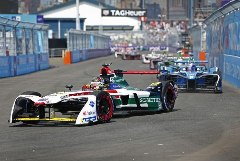 Fórmula E (Reuters)