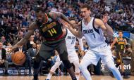 Dallas Mavericks-Atlanta Hawks