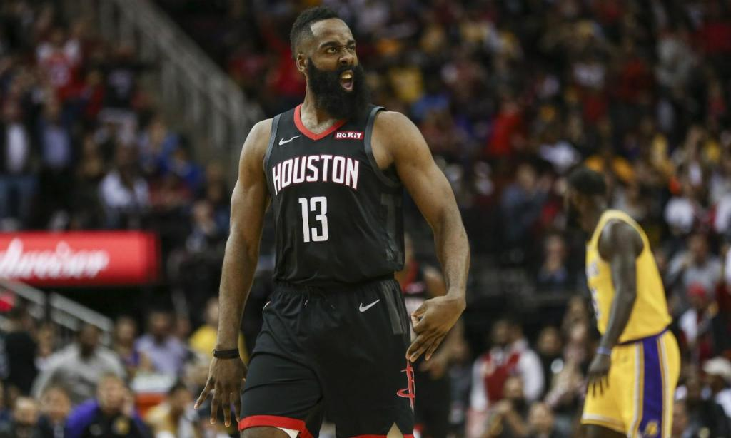 James Harden (Troy Taormina-USA TODAY Sports)
