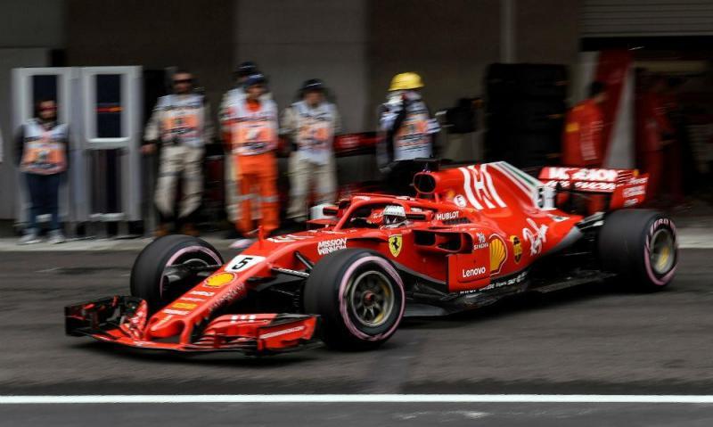 Ferrari (Reuters)