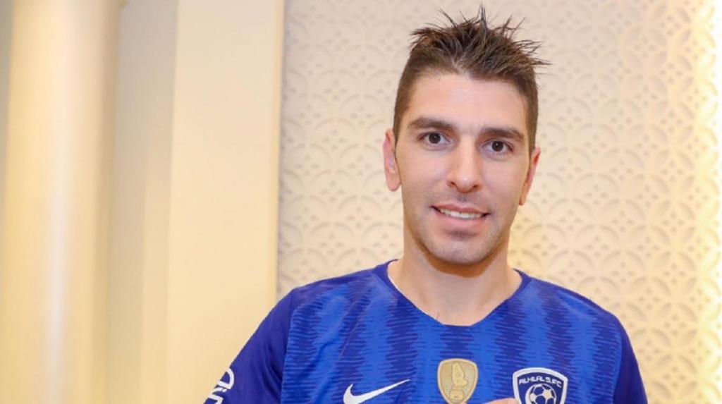 Soriano (foto: Al Hilal)