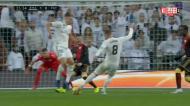 O resumo da vitória do Real Madrid no dérbi da capital