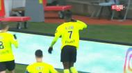 Rafael Leão marca na vitória do Lille, José Fonte expulso