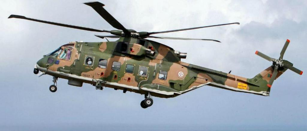 Força Aérea - Helicóptero (arquivo)