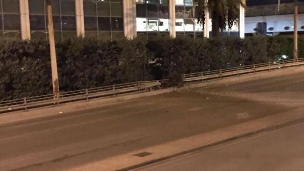 Bomba explode junto a cadeia de televisão grega