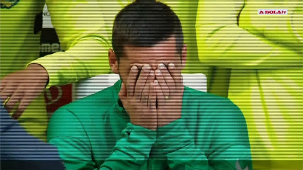 405d751b12 Futebol português solidário com Nuno Pinto