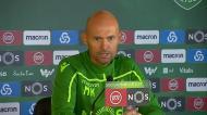«Villarreal na Liga Europa? É bom jogar contra equipas espanholas»