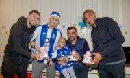 Plantel do FC Porto visita ala pediátrica do Hospital São João (FC Porto)