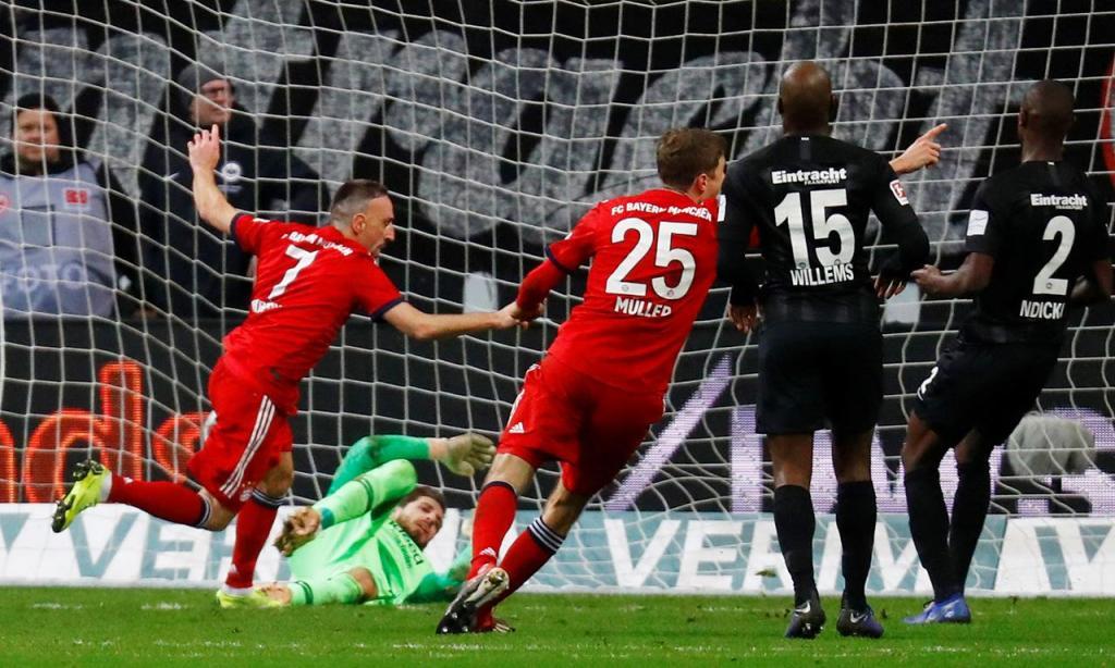 Frankfurt-Bayern Munique