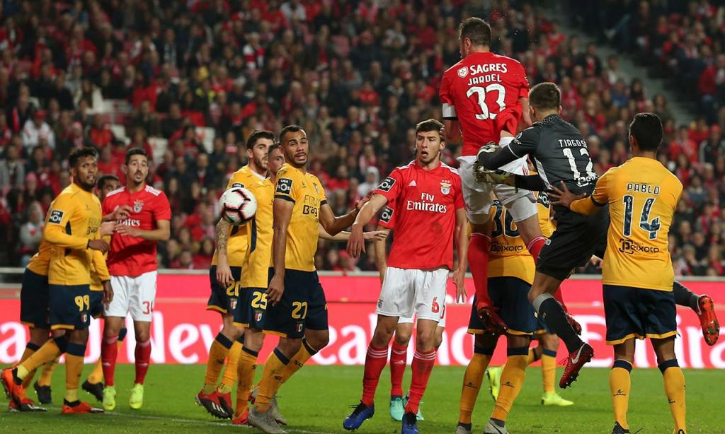 Benfica-Sp. Braga