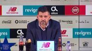 As 15 vitórias e o balanço de 2018 para Sérgio Conceição