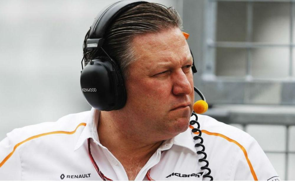 Zak Brown (McLaren)