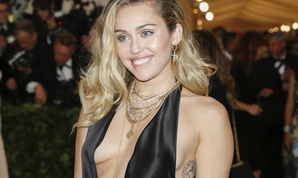Miley Cyrus revela as primeiras fotografias do casamento