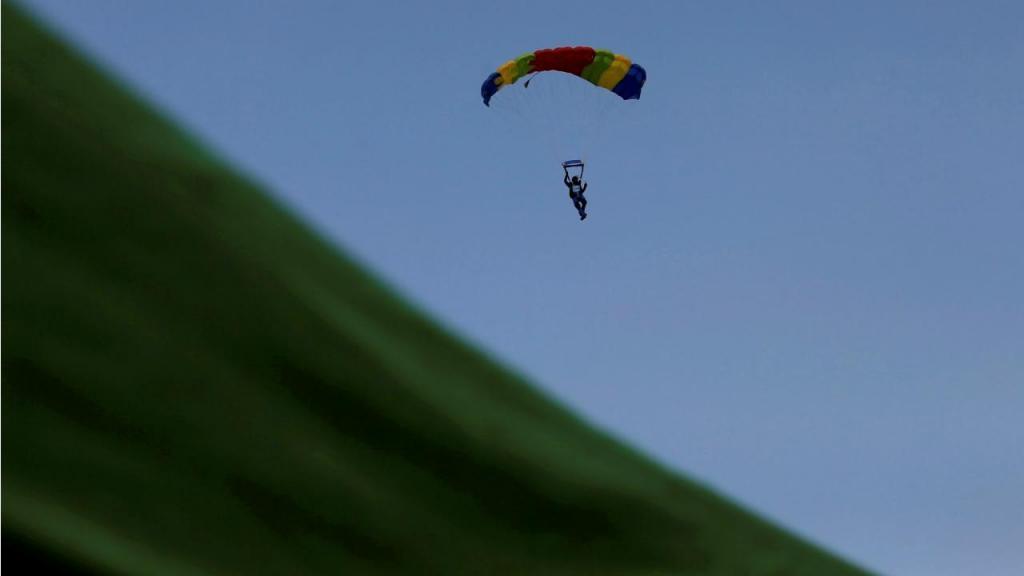 Paraquedas - Parapente (arquivo)