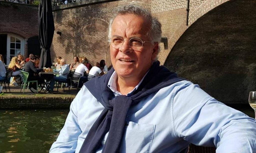 João Manuel Viola, presidente do Peniche, morre aos 60 anos