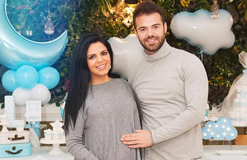 Já nasceu o primeiro filho de Ruben e Tatiana Boa Nova