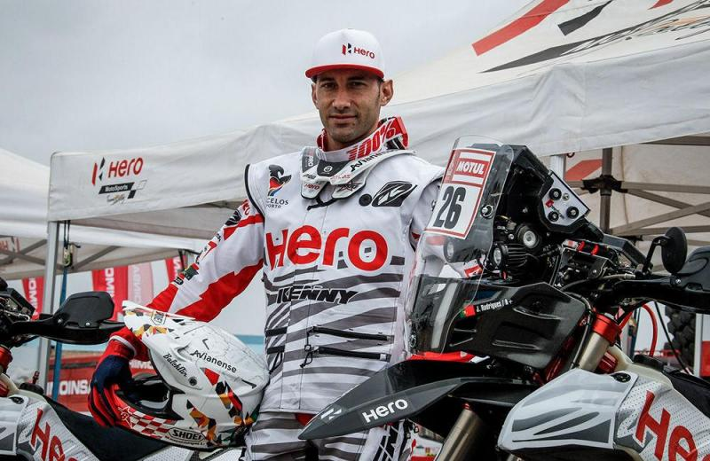 Joaquim Rodrigues (Hero Motosports)