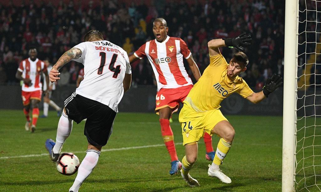 Desp. Aves-Benfica