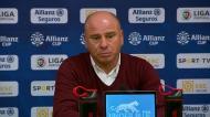 José Mota: «Merecíamos chegar à final-four porque fomos melhores»
