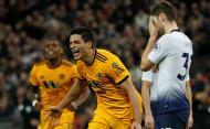 FOTOS: Wolves foram a Londres ganhar ao Tottenham