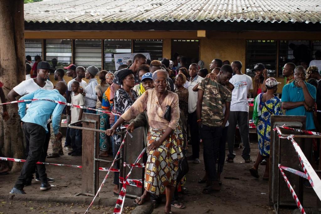 Eleições no Congo