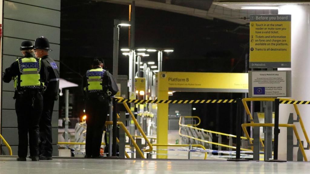 Ataque em Manchester