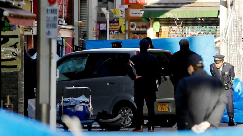 Ataque em Tóquio