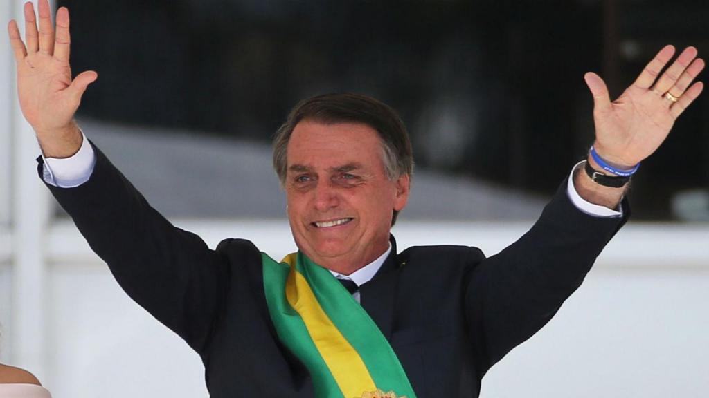 Tomada de posse de Jair Bolsonaro