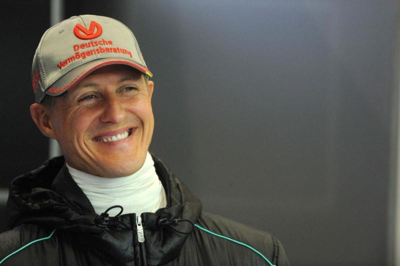 Michael Schumacher (Reuters / Action Images / Crispin Thruston)