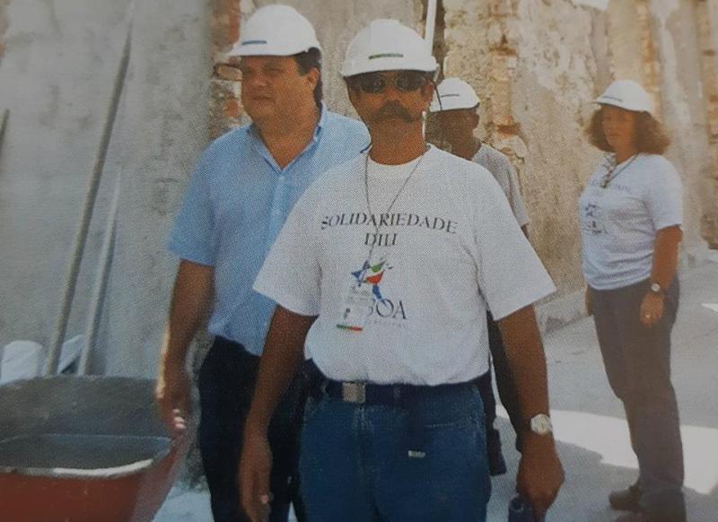 Luís Pascoal - arqueólogo