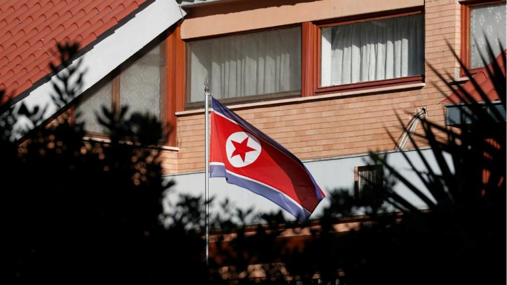 Coreia do Norte - Embaixada em Itália