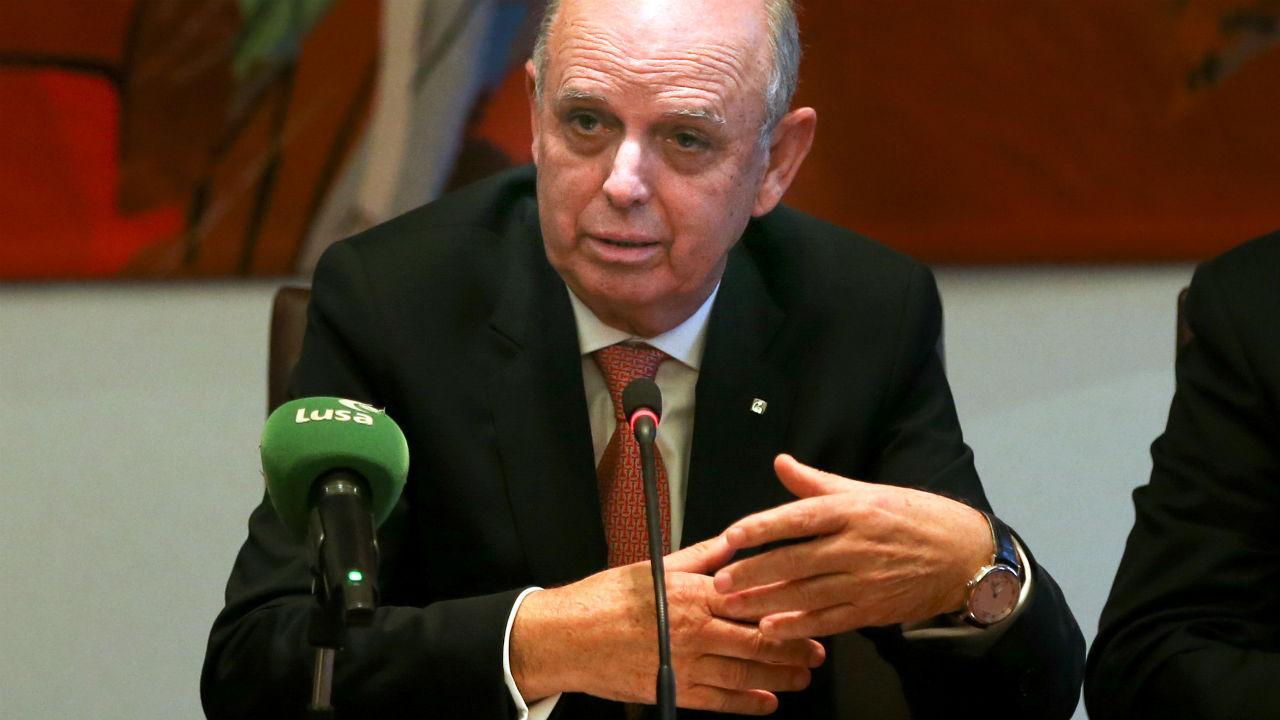 Tomás Correia, presidente da Associação Mutualista do Montepio Geral