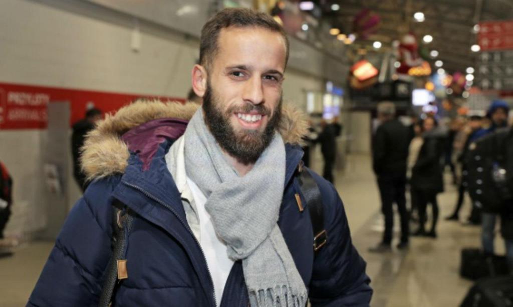 Luis Rocha (Fonte: Legia Varsóvia)