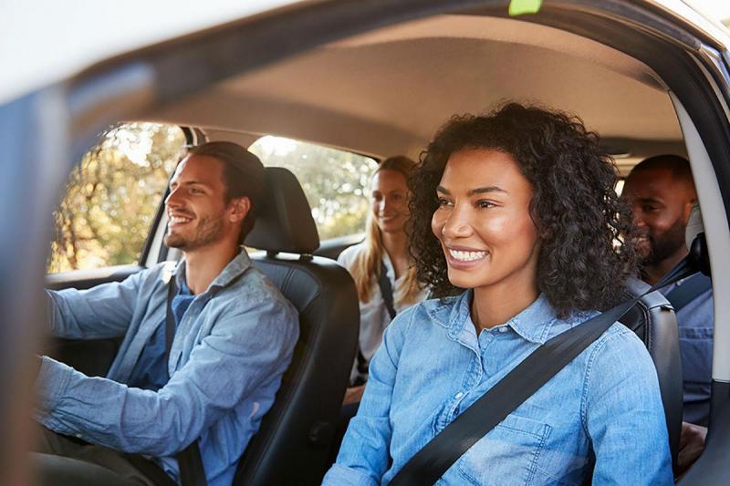 Jovens condutores