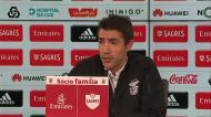 Bruno Lage quer ser o treinador do Benfica até final da temporada?