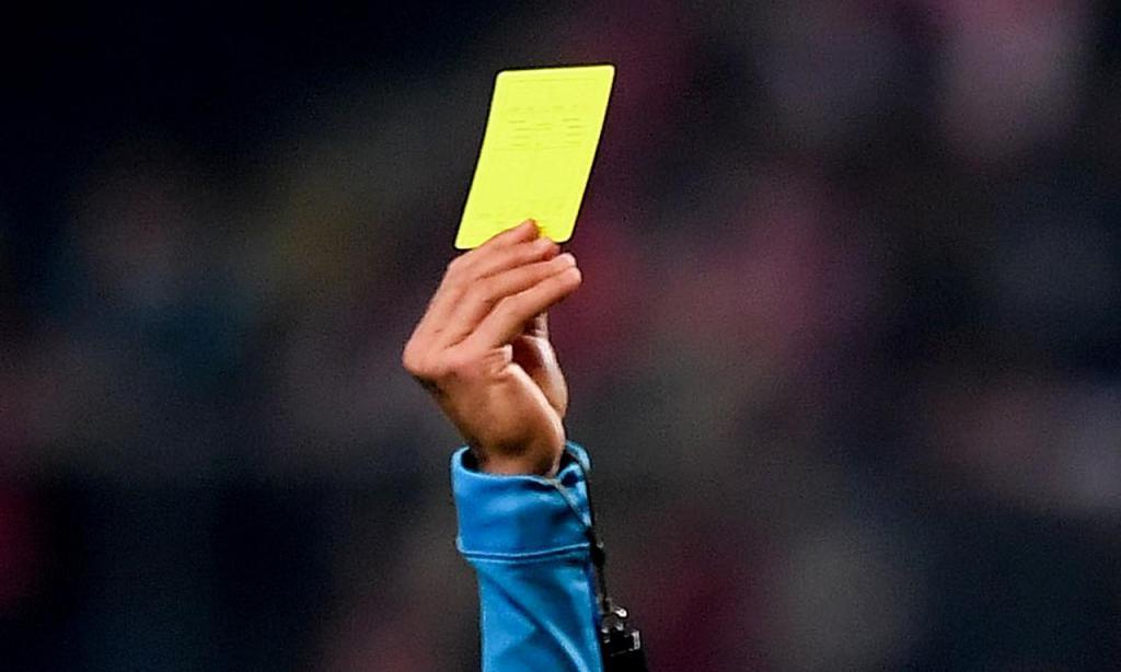Cartão amarelo (genérica)